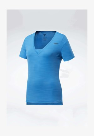 ACTIVCHILL ATHLETIC T-SHIRT - Sports shirt - blue
