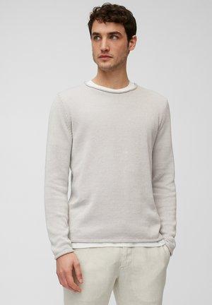 Jumper - distant grey