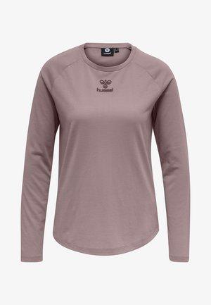 VANJA  - Long sleeved top - woodrose