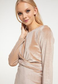 myMo at night - Cocktail dress / Party dress - beige - 3