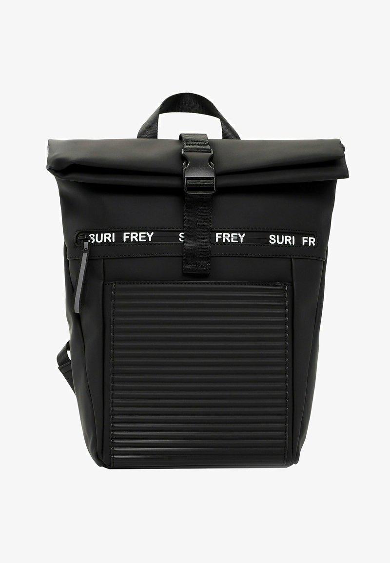 SURI FREY - CARRY - Rucksack - black