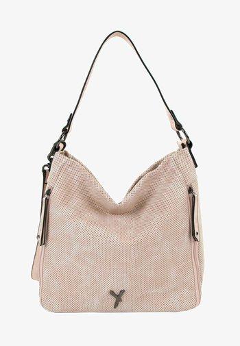 ROMY - Handbag - nude