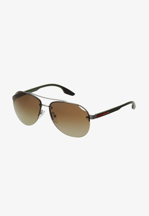 Sunglasses - matte gunmetal