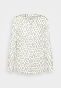 comma casual identity - LANGARM - Blouse - offwhite - 0