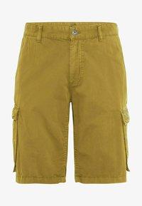 camel active - REGULAR FIT - Shorts - gold - 5