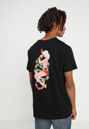 NO LOVE TEE - Print T-shirt - black