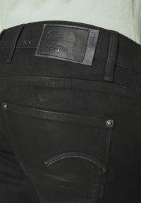 G-Star - REVEND SKINNY - Skinny džíny - black radiant cobler restored - 4