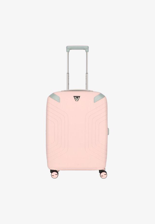 Wheeled suitcase - quarzo