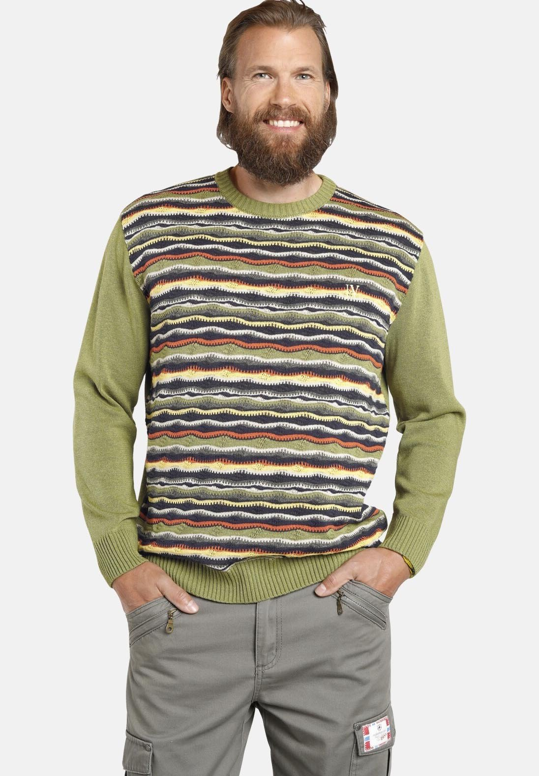 Homme POUNTUS - Pullover