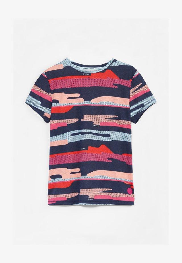 Print T-shirt - scale