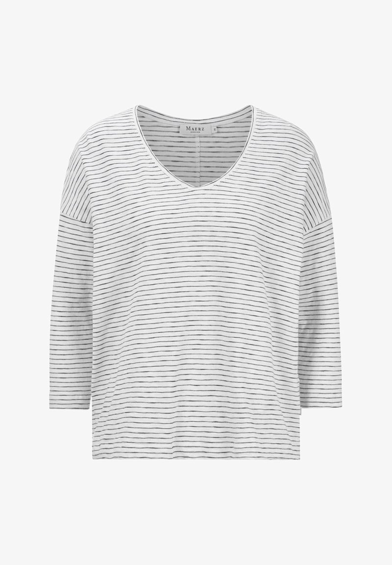 MAERZ Muenchen - Long sleeved top - pure white