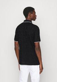 Emporio Armani - Polo shirt - nero - 2