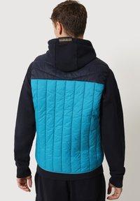 Napapijri - AROL - Veste sans manches - tile blue - 2