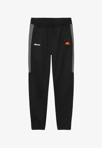 PIOVEGA UNISEX - Pantaloni sportivi - black
