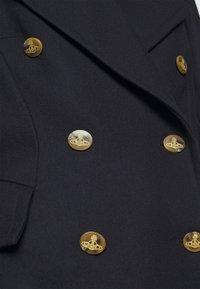 Vivienne Westwood - NUTMEG COAT - Classic coat - navy - 7