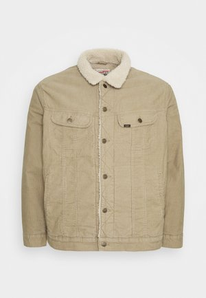 SHERPA JACKET - Light jacket - beige