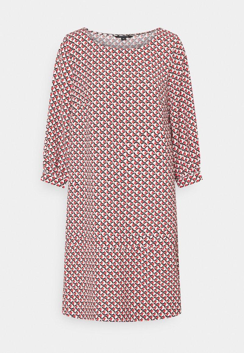 comma - KURZ - Day dress - red