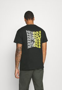 Topman - NEW IDOLS TEE - Print T-shirt - black - 2