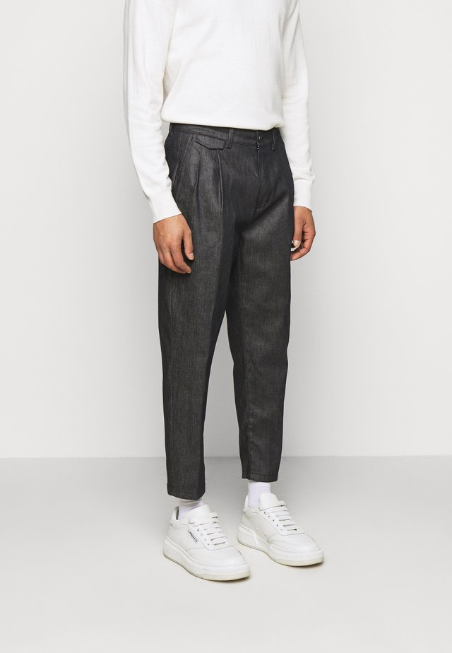 NOSH - Pantalon de costume - blau