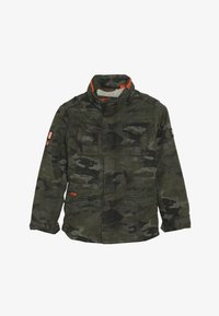 Superdry - ROOKIE 4 POCKET JACKET - Winter jacket - olive - 3