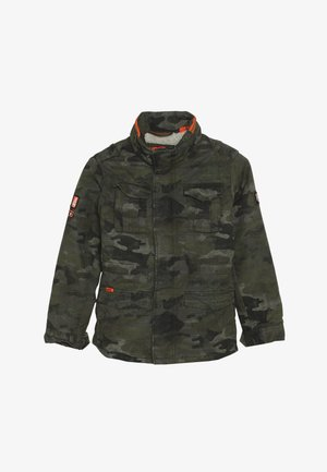 ROOKIE 4 POCKET JACKET - Winterjas - olive