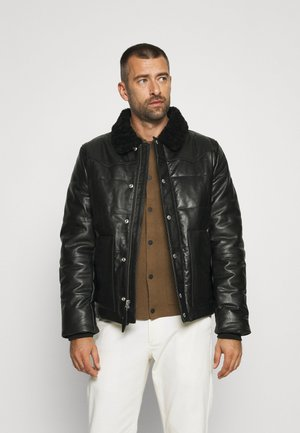 DAYTON - Light jacket - black