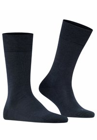 FALKE - SENSITIVE BERLIN  - Socks - dark navy (6370) - 1