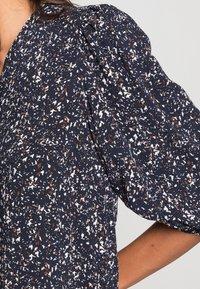 InWear - VIKSA LONG DRESS - Day dress - marine blue - 4