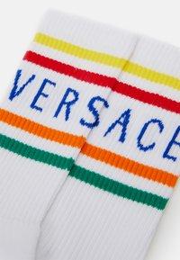 Versace - CALZA UOMO - Socks - bianco/multi-coloured - 1