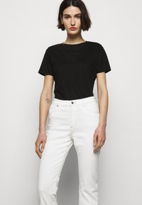 HUGO - GAYANG - Jeans straight leg - natural - 4