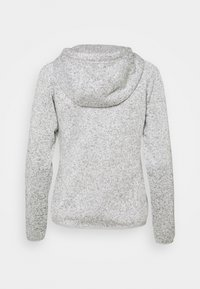 Icepeak - UVALDA - Fleece jacket - light grey - 1