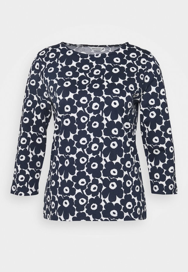 ILMA UNIKKO  - Maglietta a manica lunga - dark blue