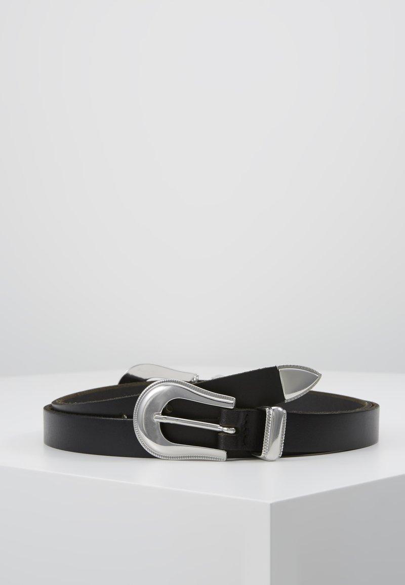 Vanzetti - Waist belt - schwarz