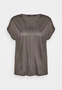 someday. - KUSANA - Basic T-shirt - blended oliv - 3