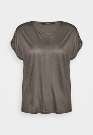 KUSANA - T-shirts - blended oliv