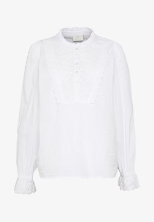 KAAURORA BLOUSE - Košile - optical white
