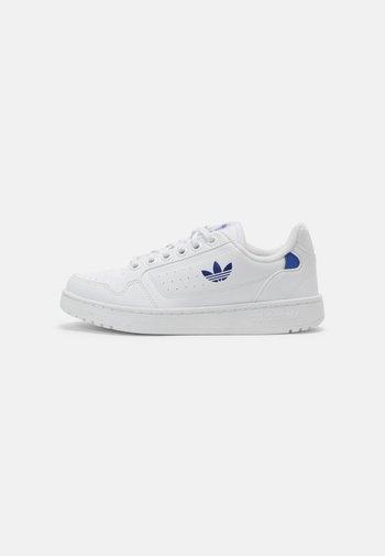 NY 90 UNISEX - Joggesko - white/team royal blue