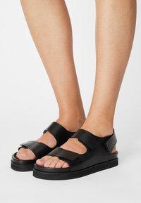 ARKET - Sandals - black - 0