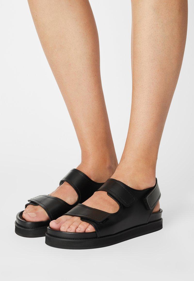 ARKET - Sandals - black