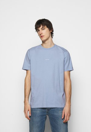 LIVE TEE - Basic T-shirt - light blue