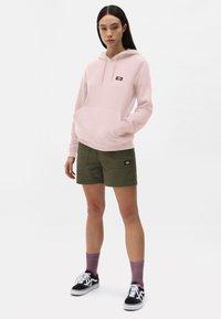 Dickies - OAKPORT  - Hoodie - light pink - 1