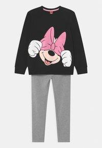 OVS - MINNIE SET - Sweatshirt - black beauty - 0