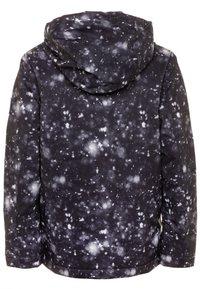 Quiksilver - MISSION - Snowboard jacket - true black - 1