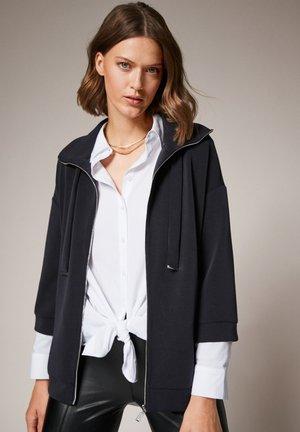 AUS SCUBA-JERSEY - Light jacket - black