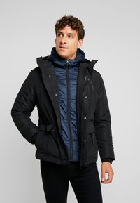 Pier One - Giacca invernale - black - 0