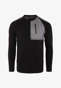 Gabbiano - Long sleeved top - black - 2