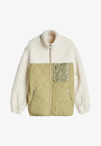 Bershka - Winter jacket - stone - 4