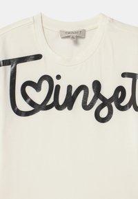TWINSET - Print T-shirt - off white - 2