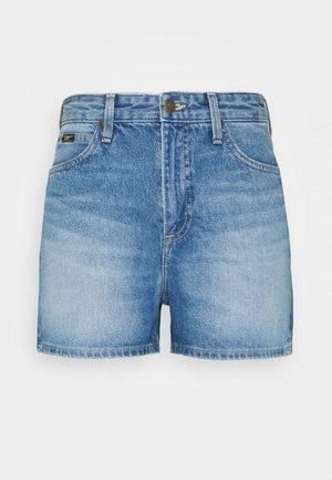 THELMA - Szorty jeansowe - worn callie