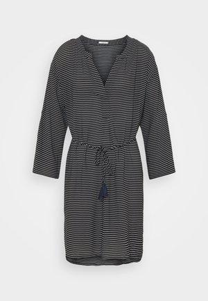 TAMPA BEACH CVELONG DRESS - Doplňky na pláž - navy